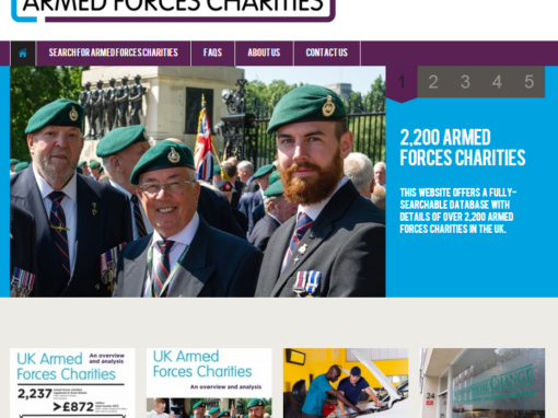 Armed Forces Charities