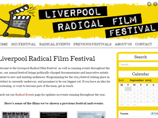 Liverpool Radical Film Festival